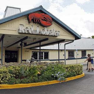 Red Lobster tests no-waiter  no-tip service