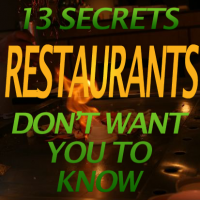 13 Restaurant Secrets They Don't Want You To Know | Restaurant Laughs