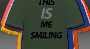 T Shirts for Servers 8: Does this count as a smile? | Restaurant Laughs