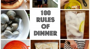100 Rules of Dinner » Dinner: A Love Story