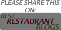 Submit to Best Restaurant Blogs
