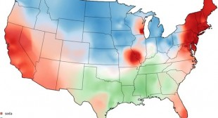 Pecan, Caramel, Crawfish: Food Dialect Maps