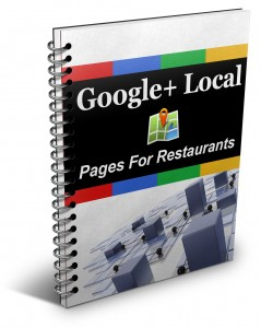 Google + For Restaurants – Free Report