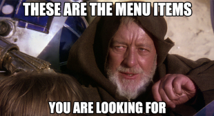 3 Menu Design Jedi Mind Tricks: How Menu Psychology Influences Guests