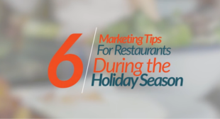 6 Restaurant Industry Experts Share Their #1 Holiday Marketing Tip [Video]