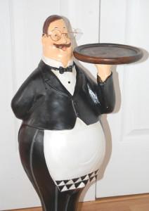The Waiter's Weight   CrazyWaiter
