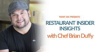 Chef Brian Duffy on Menu Engineering, Development, & Creation [Video]