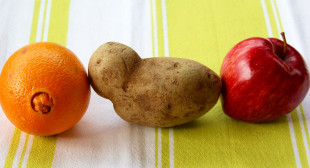 From Ugly To Hip: Misfit Fruits And Veggies Coming To Whole Foods